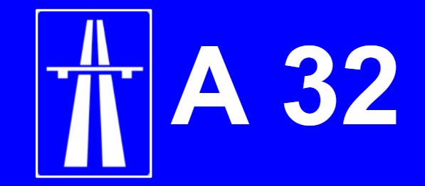 A32 auto estrada